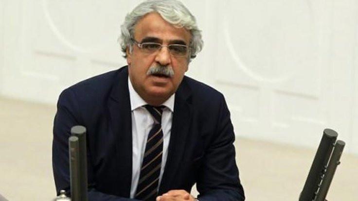 HDP'li Sancar: 'Kanlı örgüt'ün kararları niye geçerli?