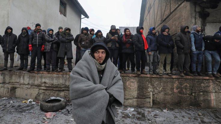 Mülteci kamplarında yaşamın dayanılmaz ağırlığı