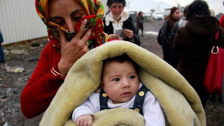 Tersine dünyanın mülteci çocukları