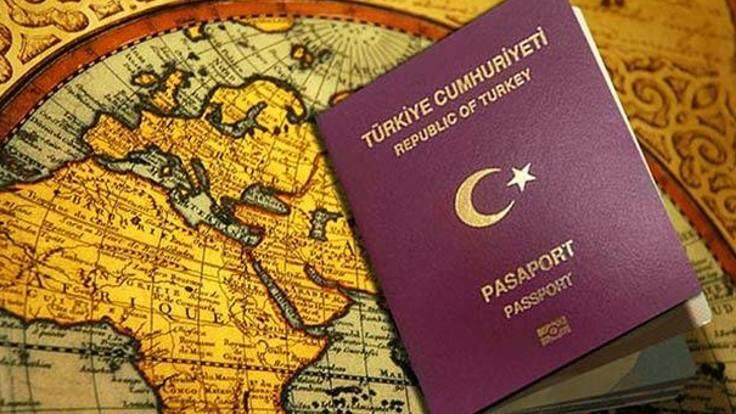 Dünyanın en güçlü pasaportu!