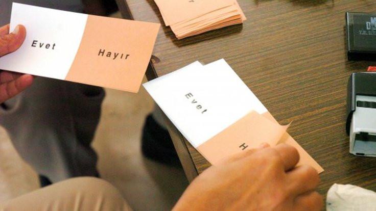 Oy fotoğrafı çekenlere ceza