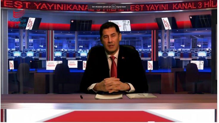 'Kanal 3 Hilal' yayına başladı