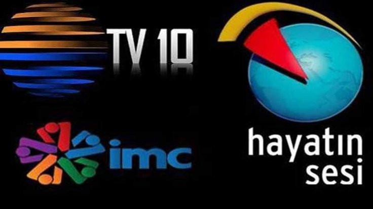 Kapatılan TV'lerin hakları satılıyor