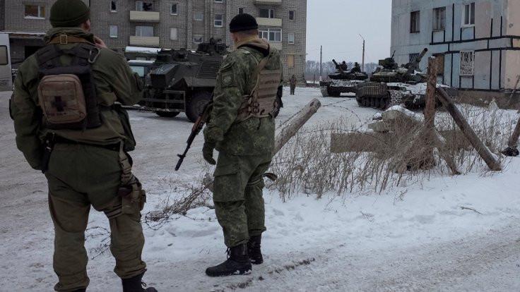 Ukrayna'da tırmanan gerginlik BMGK'ya taşındı