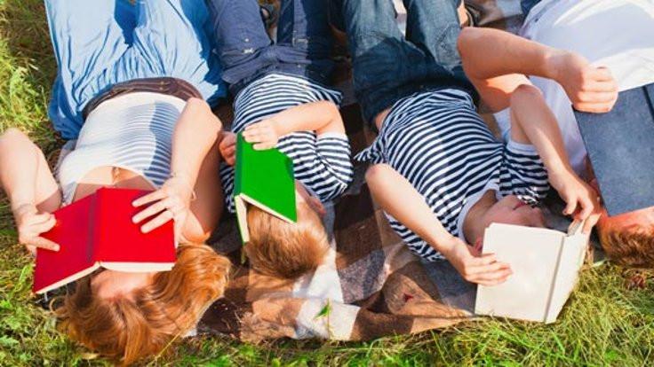 'Çocuk'lar Kitap Fuarı'nda!