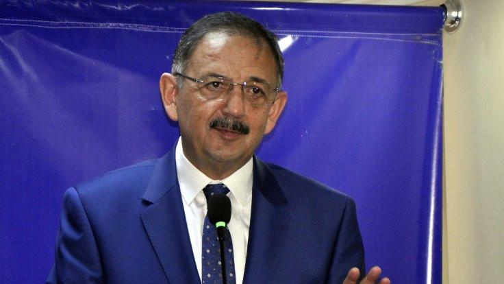 Çevre Bakanı Özhaseki'den Baykal'a: Sapık
