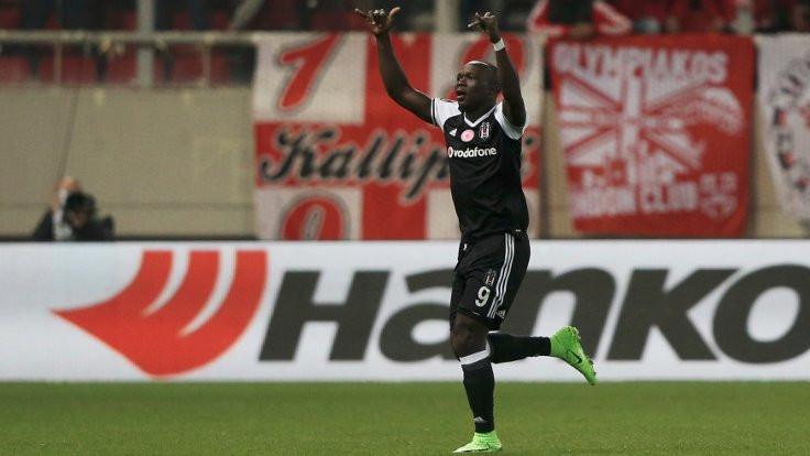 Beşiktaş Atina'dan avantajlı dönüyor