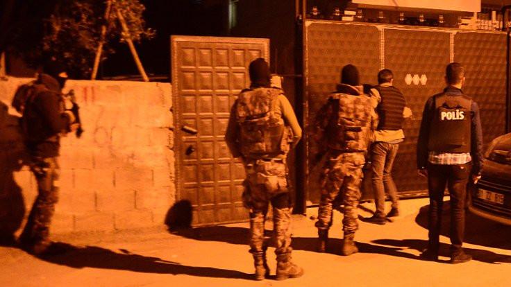 Adana'da El Nusra operasyonu