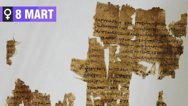 Antik Dünya'nın kadın şairleri