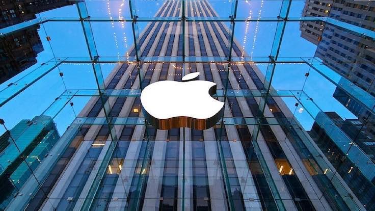 16. büyük ülke: Apple