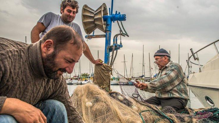 Beton sırası balıkçı barınaklarına mı geldi?