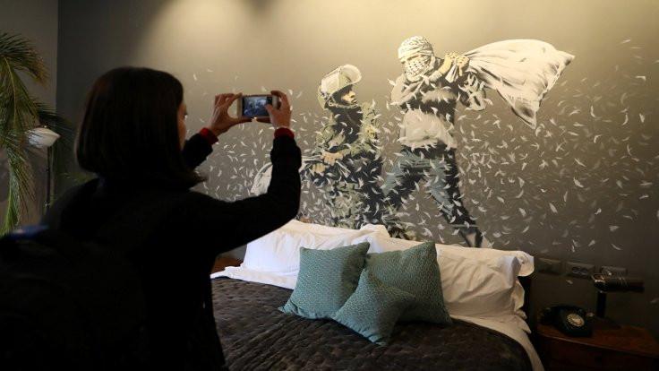 'Duvar manzaralı' otel