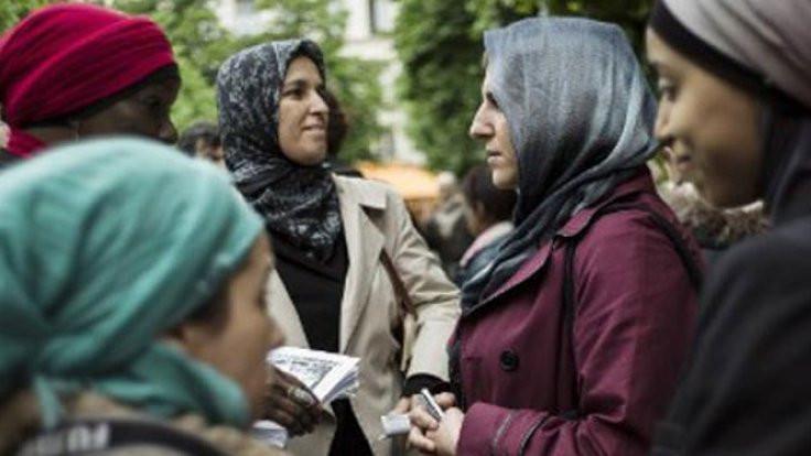 Avrupa'da işyerlerinde başörtüsü yasağı