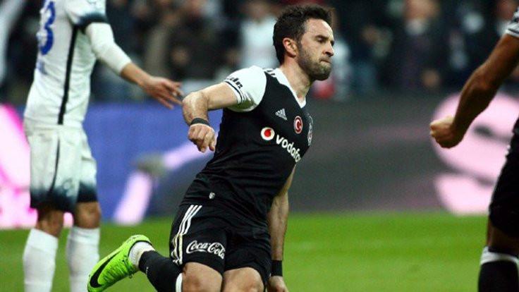 Beşiktaş, Gökhan Gönül'le kazandı