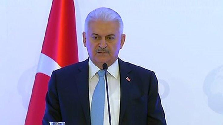 Başbakan Yıldırım: Nevruz'da bile kimseyi toplayamadılar