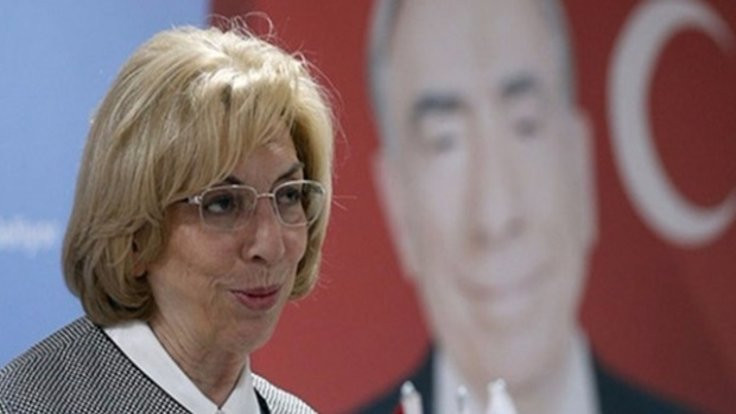 Türkeş'in kızından referandum kararı