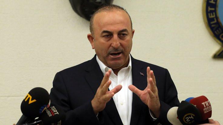 'Türkiye Dışişleri Bakanı terörist mi?'