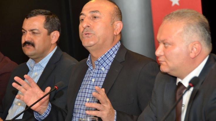 Çavuşoğlu'ndan başörtülülere saldırı iddiası