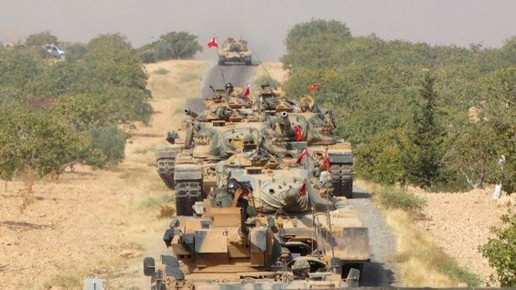 Türkiye ile Suriye arasında 'yeşil hat'!