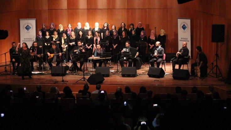 Müzikle çoğalmak: Suriyeli kadınlar korosu