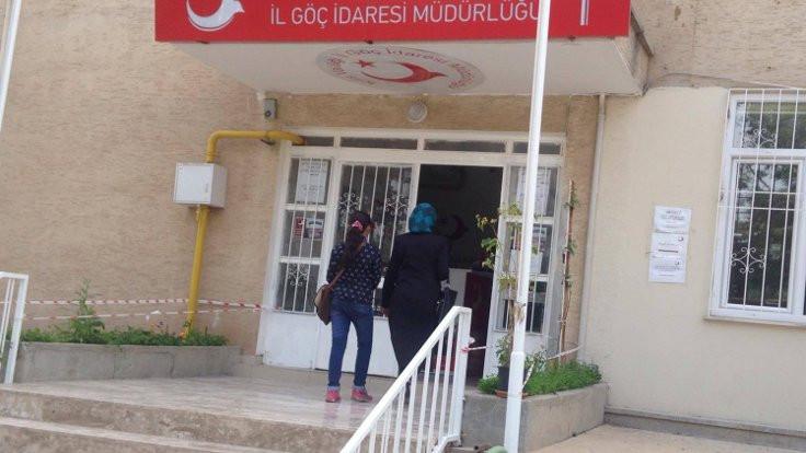 Göç İdaresi'nde 'Türkçe öğren gel' azarı