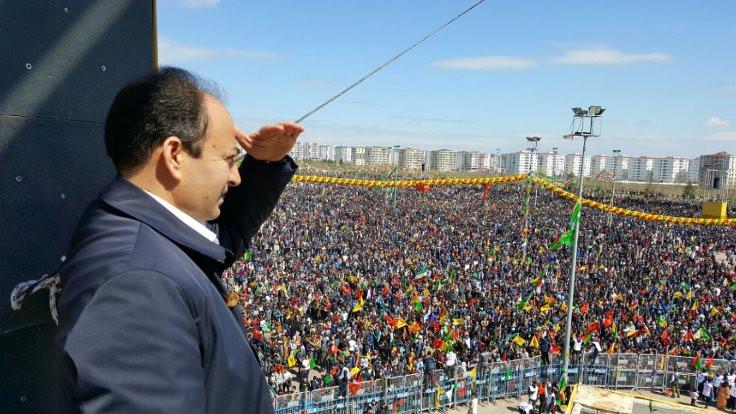 HDP'den 'Nevruz'a gitmediler' yanıtı: Emin misiniz?