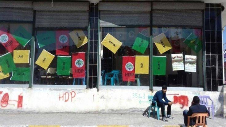 HDP seçim lokaline baskın