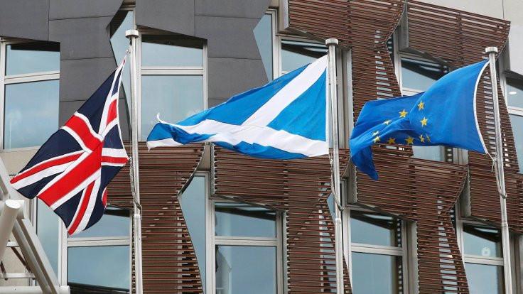 Bağımsız İskoçya, AB'ye başvurmak zorunda kalacak