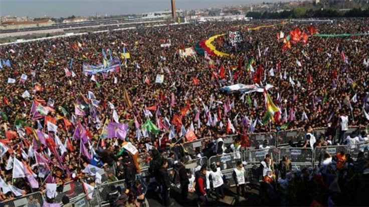 İstanbul'da Newroz kutlamasının adresi belli oldu