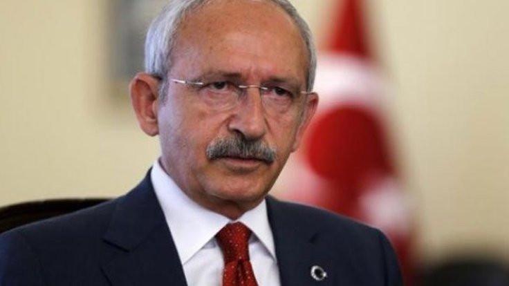 Kılıçdaroğlu: PYD'ye neden izin verdiniz?