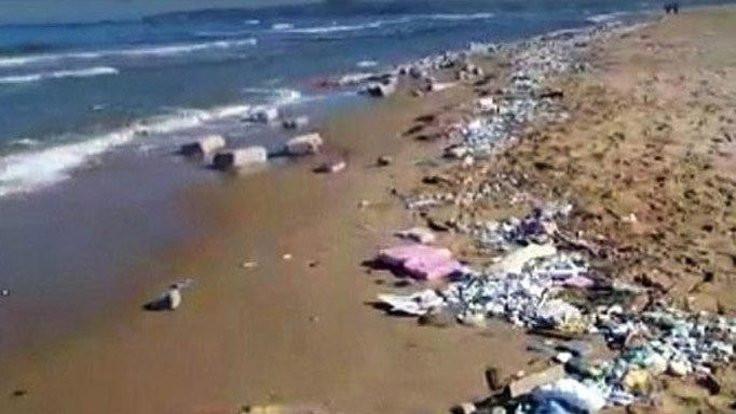 'Kilyos'tan 3 bin ton atık toplandı'