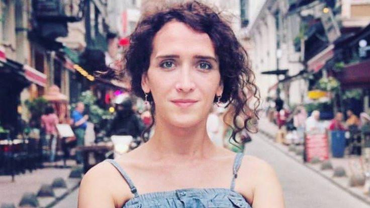 LGBTİ aktivisti Kıvılcım Arat serbest bırakıldı