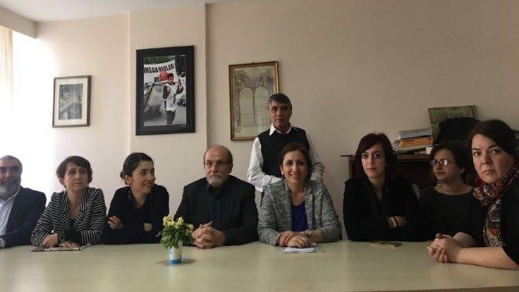 'Newroz yasağı ile hayır bastırılıyor'