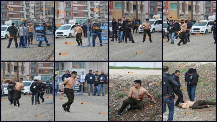 Kemal Kurkut'u vuran polise müebbet hapis talebi