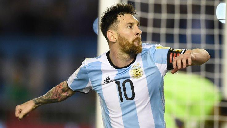 FIFA'ya 'Messi' eleştirisi