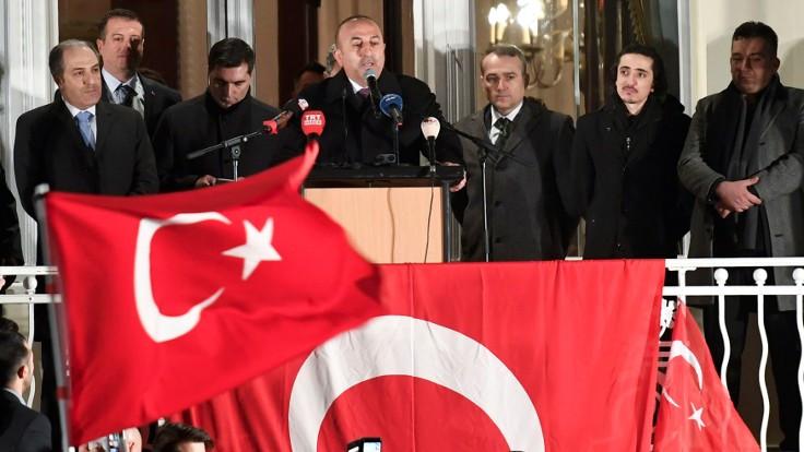 İsviçre, Çavuşoğlu'nun programına onay verdi