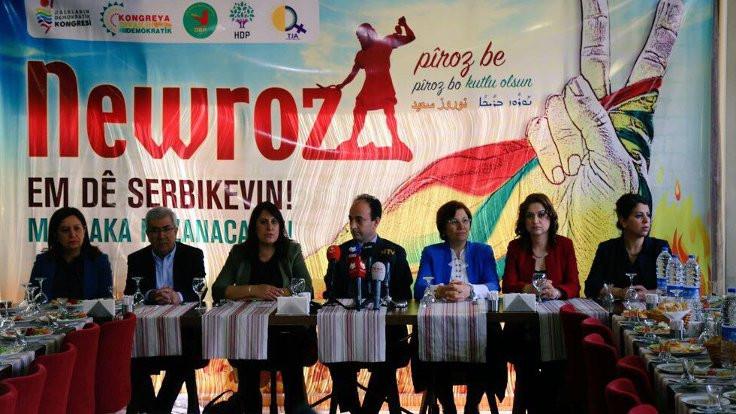 2017 Newroz programı açıklandı
