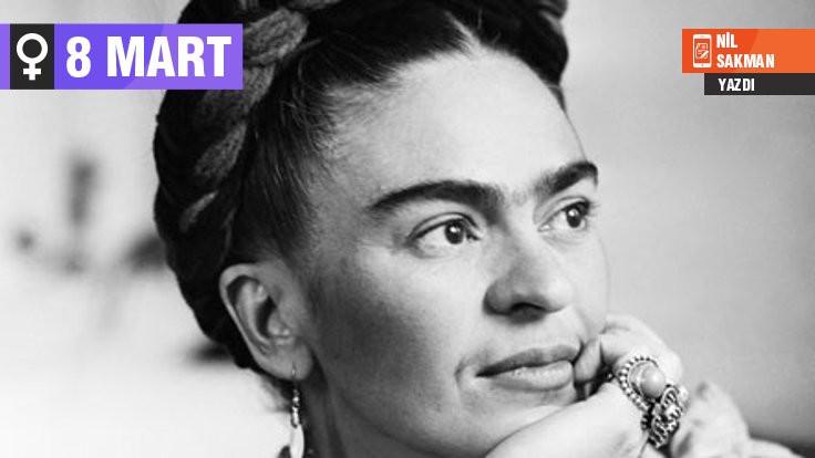 Frida Kahlo'nun estetize edilmiş çirkinliği!
