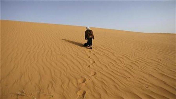 Sahra Çölü'nü kim yarattı?