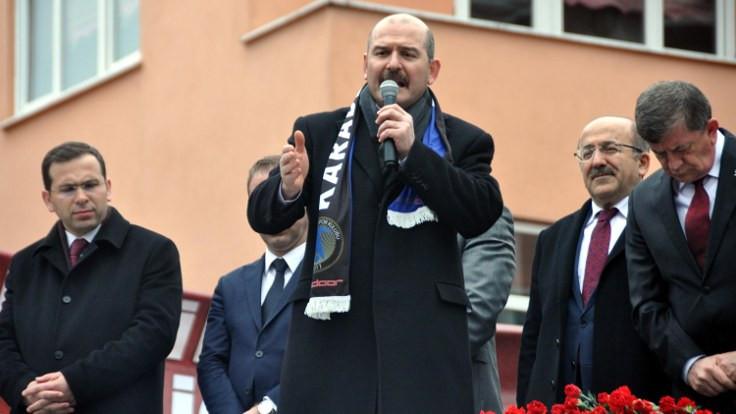 Soylu'dan PKK sözü: Bakanlık haram olsun!