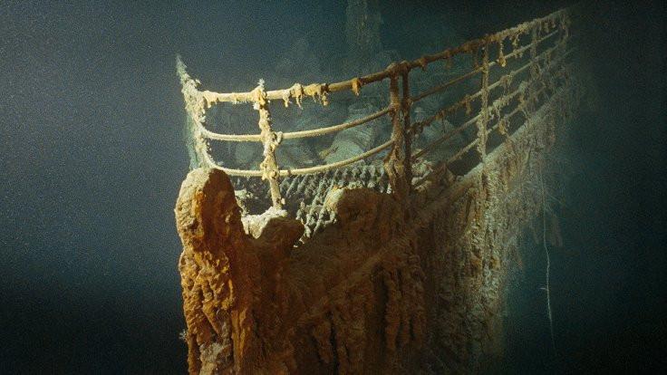 Titanik tamamen yok olacak!