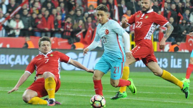 Eskişehir'de ilklerin maçı