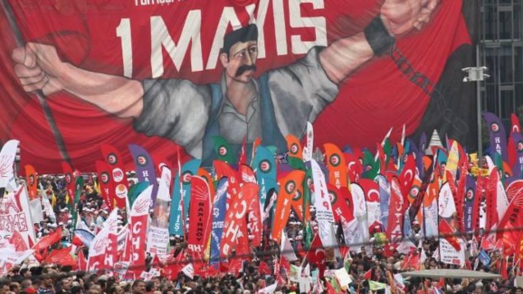 'Yeni' Türkiye'den 1 Mayıs'a…
