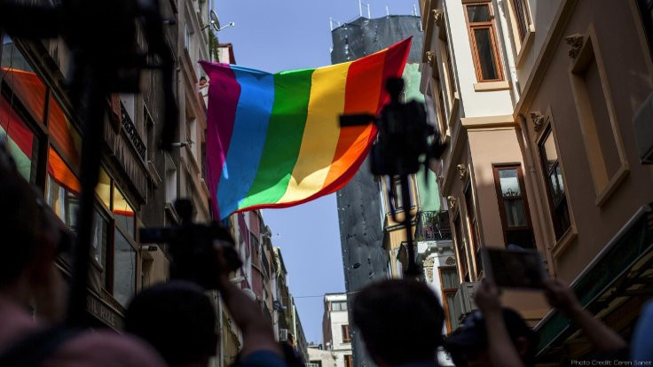 LGBTİ+ Onur Haftası'na destek