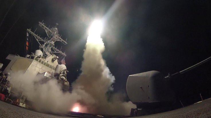 Canlı blog: Dakika dakika ABD'nin Suriye saldırısı