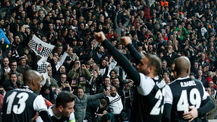 Beşiktaş'ın hedefi Fenerbahçe maçında tur atmak
