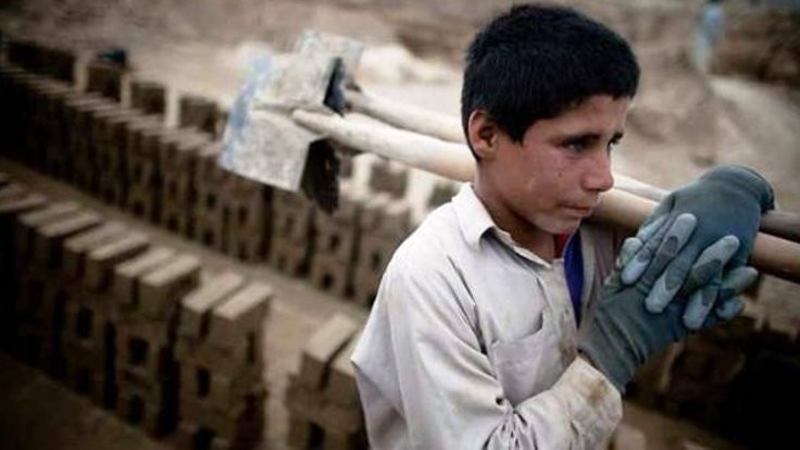 Çocuk işçi sayısı 2 milyona yaklaştı