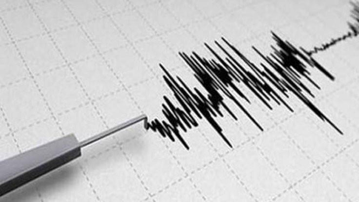 Manisa'da 4.2'lik deprem paniği