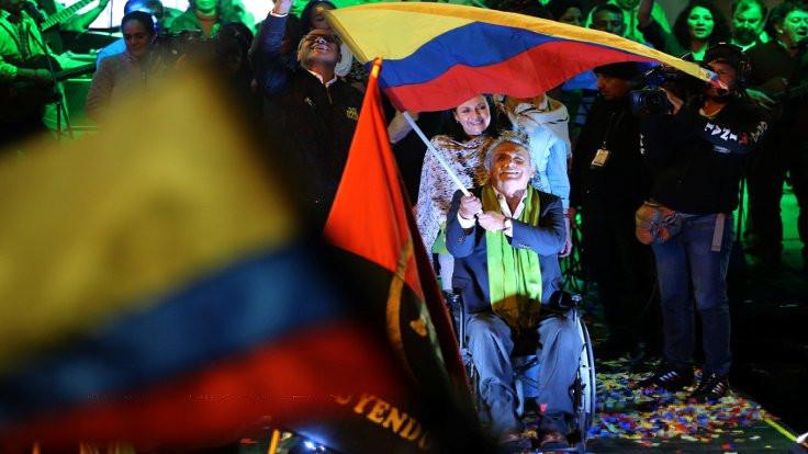 Ekvador'da Lenin zaferini ilan etti!