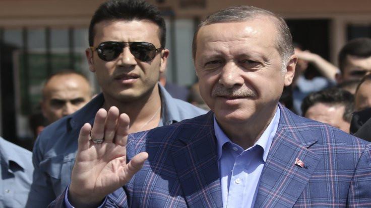 Erdoğan: Hayırlı olmasını dilerim